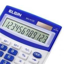 Calculadora de Mesa Elgin Azul 42MV41250000 - Elgin