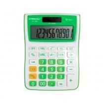 Calculadora de Mesa Procalc PC100-g 12 Digitos Verde - Procalc