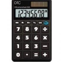 Calculadora DTC Hand Held 500 Preta - Dtc