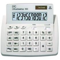 Calculadora DTC Office Desktop 550 Branca - Dtc