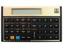 Calculadora Financeira HP 10 Dígitos 120 Funções 12C GOLD BOX Preta