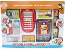 Calculadora Infantil Aprendiz Play Bee - Me Toys Infantil