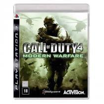 Call of Duty 4: Modern Warfare - PS 3 - Sony