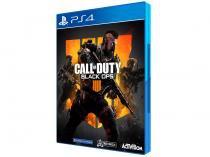 Call of Duty Black Ops 4 para PS4 - Activision Pré-venda