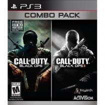 Call of duty: black ops combo pack - ps3 - Sony