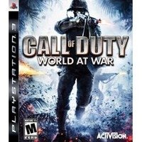 Call of duty world at war - ps3 - Sony