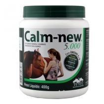 Calm New 5.000 Suplemento Calmante 400g - Vetnil -