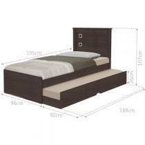 cama solteiro wrap-timer - Resultado de busca ‹ Magazine Luiza 376b6fcfbada0