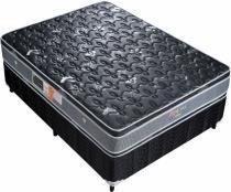 Cama Box (Box+Colchão)Casal Paris Molas Prolastic 138x188x60 - Celiflex