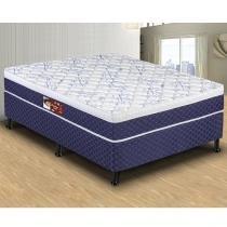 Cama Box Casal Conjugado Mola - 138x188cm Plus Delta Soft