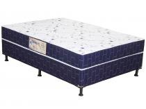Cama Box Casal Umaflex Conjugado Mola - 49cm de Altura New Confort