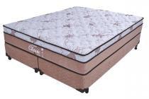 Cama Box + Colchão King Size Probel Classic 1930x2030x0550 - Probel