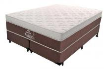 Cama Box + Colchão Queen Size Probel Residence 158X198X60 - Pelmex