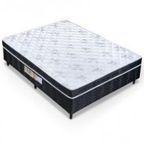Cama Box Conjugada Condessa Casal 138x188x54 - Firme - Celiflex