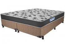 Cama Box Queen Size (Box + Colchão) Probel - 48cm de Altura Plus Guarda Costas