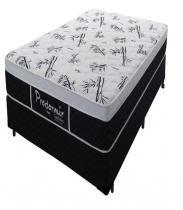 Cama+Colchão Solteiro Pro Dormir Probel Black 88x188 -