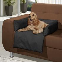 Cama de Sofá com Encosto para Cachorro ou Gato - American Comfort