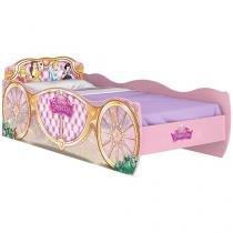 Cama de Solteiro 88x188cm Pura Magia - Star Princesas Disney