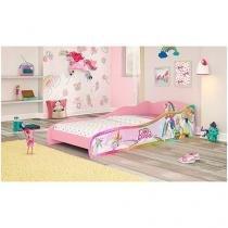 Cama Infantil 70x150cm Pura Magia - Dreamtopia Barbie