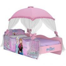 Cama Infantil 88x188cm Pura Magia Disney Star - Frozen