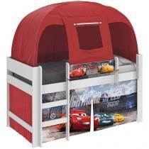 Cama Infantil 88x188cm Pura Magia Play - Carros Disney