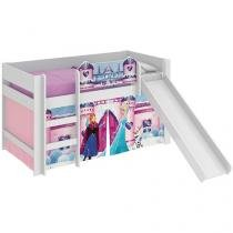 Cama Infantil 88x188cm Pura Magia Play - Frozen Disney