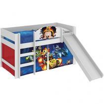 Cama Infantil 88x188cm Pura Magia Play  - Mickey Disney
