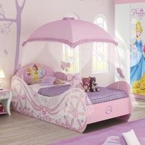 Cama Infantil 88x188cm Pura Magia - Star Princesas Disney