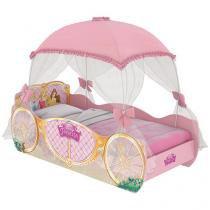 Cama Infantil 93X204cm - Pura Magia Star Princesas Disney