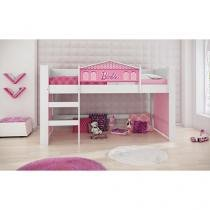 Cama Infantil Pura Magia - Disney Play Barbie