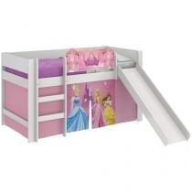 Cama Infantil Pura Magia - Disney Play Princesas