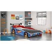 Cama Infantil Pura Magia Plus  - Hot Wheels