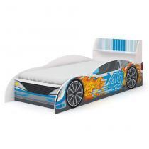 Cama Juvenil Carro Azul D300-AZ Kappesberg  I -