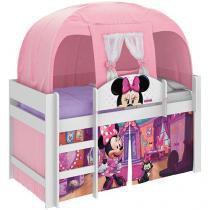 Cama Solteiro 88x188cm Pura Magia Play - Minnie Disney
