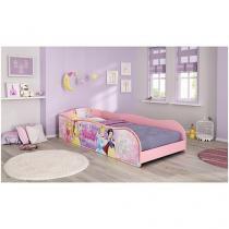 Cama Solteiro 88x188cm Pura Magia - Plus Princesas Disney