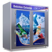 Câmara Fria de Bebidas RF057 Frilux - Frilux