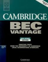 Cambridge bec vantage 1 self-study (sb with answers) - Cambridge university