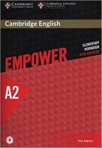 Cambridge english empower elementary wb with answers - 1st ed - Cambridge university