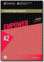 Cambridge english empower elementary wb with answs -
