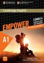 Cambridge english empower starter combo a with online assessment - 1st ed - Cambridge university