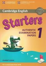 Cambridge english young starters 1 for revised exam from 2018 sb - Cambridge university