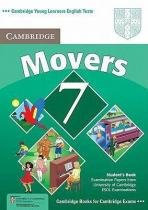 Cambridge young learners movers 7 sb - Cambridge - usa