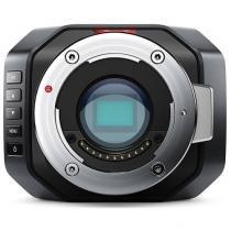 Câmera BlackMagic Micro Studio 4K com Montagem M4/3 - Blackmagic design