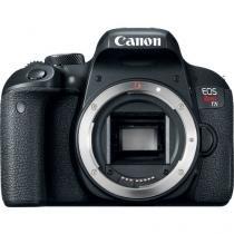 Câmera Canon DSLR EOS Rebel T7i - Corpo -