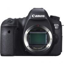 Câmera Canon EOS 6D - Corpo -