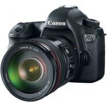 Câmera Canon EOS 6D kit Lente 24-105mm -