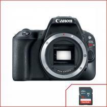 Câmera Canon EOS Rebel SL2 Wifi 24.2MP -