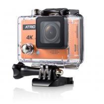 Câmera De Ação Digital Full Sport 4K Á Prova De Água Dc185 Átrio - Multilaser