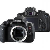 Câmera Digital Canon T6i DSLR 24.2MP Corpo -