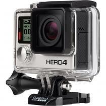 Câmera Digital e Filmadora GoPro HERO4 Black CHDHX-401 12.0 MP Camêra de ação - 4K - GoPro